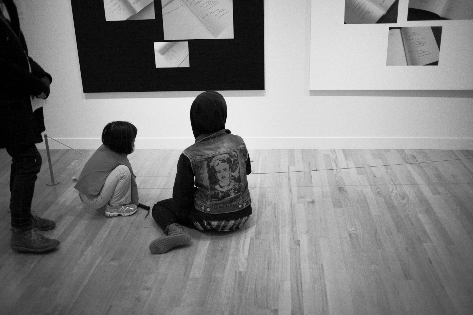 See for Yourself-2012-museum tour-duration varies-image by Sylvia McFadden, courtesey of the Purple Thistle Center (2)
